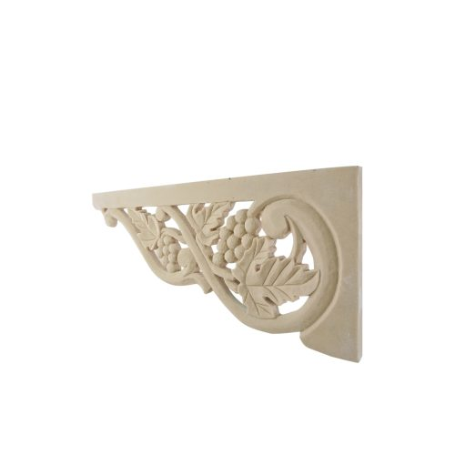 003/D Vine Corners (Pair) DecWOOD Carved Moulding