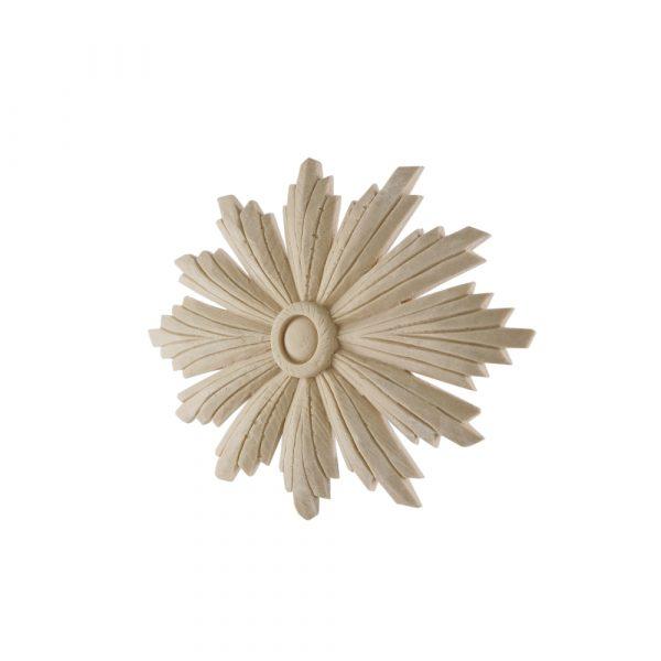 005/D Starburst DecWOOD Carved Moulding
