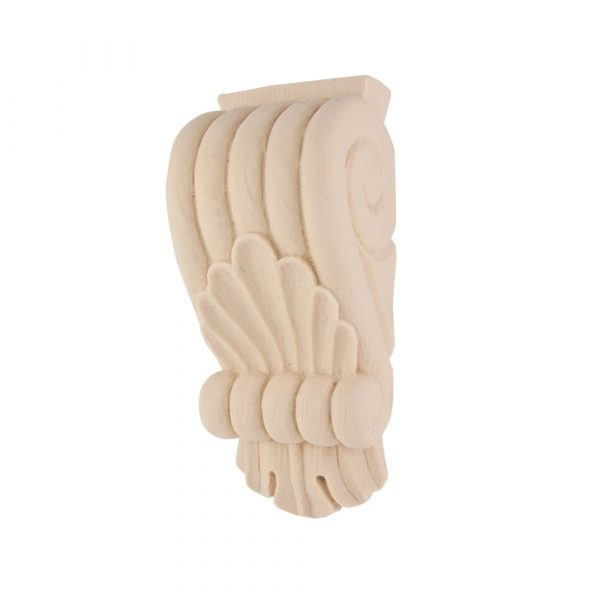 014/D Shell Corbel DecWOOD Carved Moulding