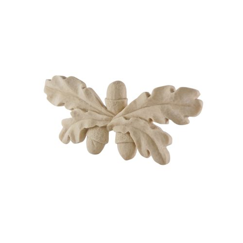 016/D Leaf & Acorn Applique DecWOOD Carved Moulding
