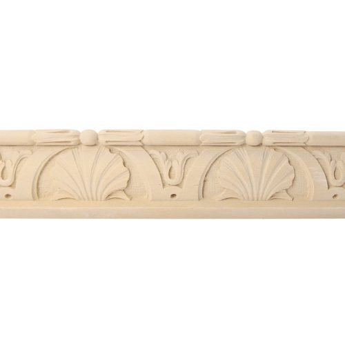 024/D Shell Cornice DecWOOD Carved Strip Moulding| Decora Mouldings