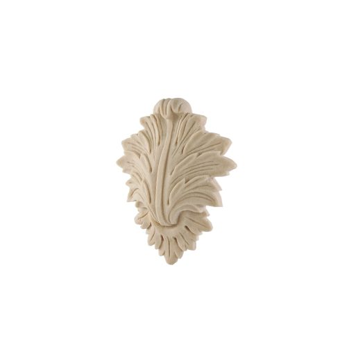 042/D Carved Leaf Centre DecWOOD Moulding   Decora Mouldings