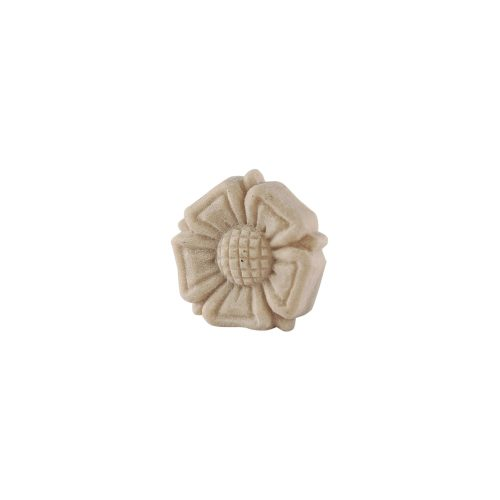 046/D Carved Rose Flower Patrae DecWOOD Moulded Rosette | Decora Mouldings