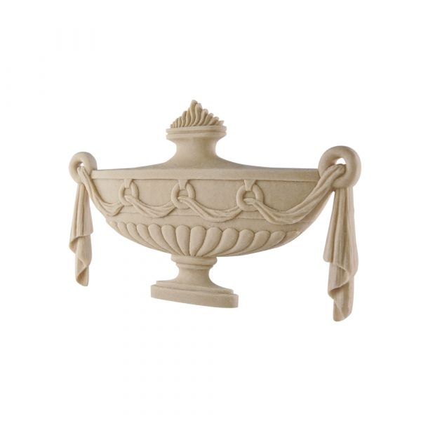 067/D Large Urn DecWOOD Carving | Decora Mouldings