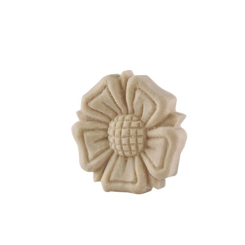 092/D Rose Flower Patrae DecWOOD Carved Rosette | Decora Mouldings