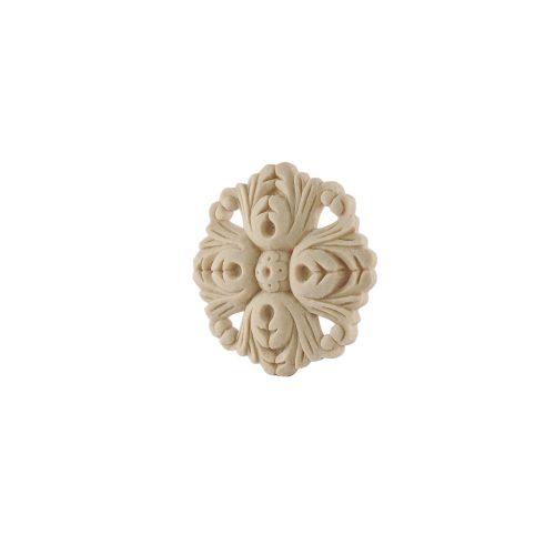 105/D Fretted Patrae DecWOOD Carved Rosette | Decora Mouldings