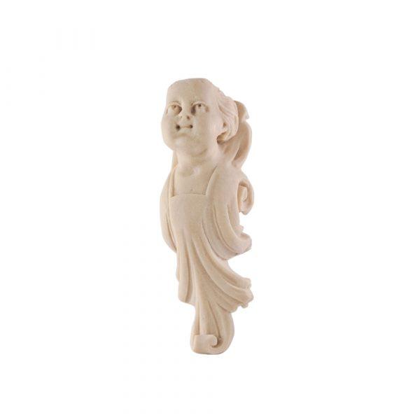 110/D Small Decorative Cherub Corbel DecWOOD Shelf Bracket   Decora Mouldings