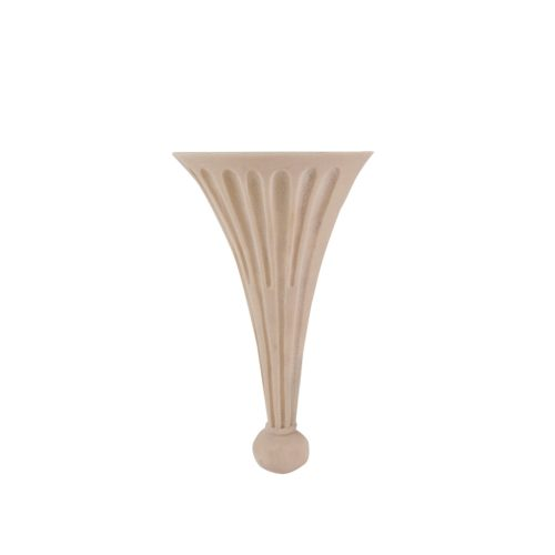 117/D Fluted Corbel DecWOOD Shelf Bracket | Decora Mouldings
