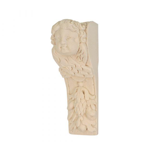 118/D Cherub Corbel Shelf Brackets | DecWOOD Decora Mouldings