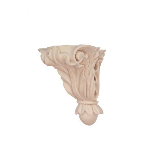 120/D Acanthus Corbel DecWOOD Shelf Bracket | Decora Mouldings