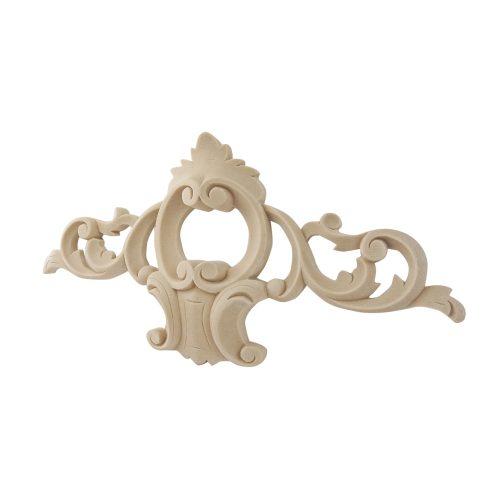 122/D Carved Pediment DecWOOD Centre | Decora Mouldings