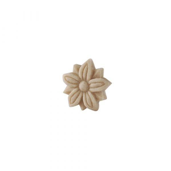 128/D Flower Patrae DecWOOD Rosette | Decora Mouldings