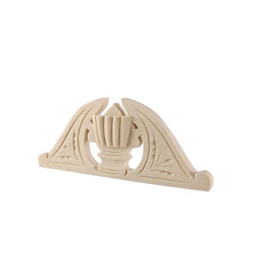 132/D Pediment DecWOOD Decora Mouldings