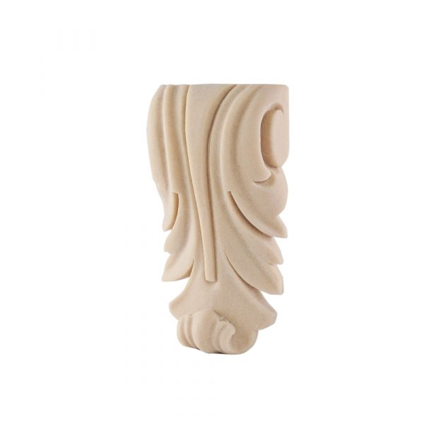 159/D Acanthus Leaf Corbel DecWOOD Shelf Bracket | Decora Mouldings