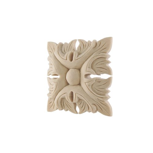 167/D Square Patrae DecWOOD Rosette | Decora Mouldings