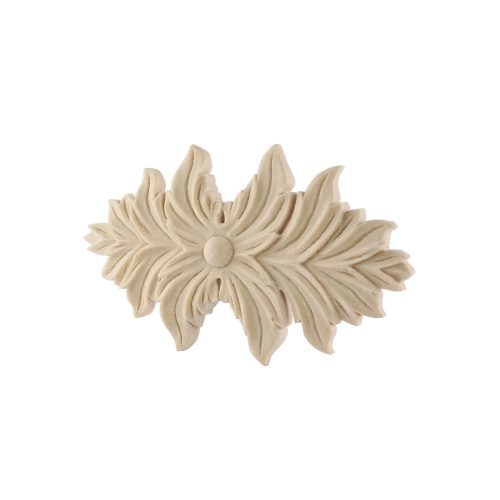 184/D Carved Centre Leaf DecWOOD Decora Mouldings
