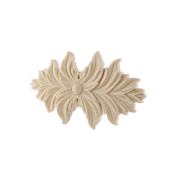 184/D Carved Centre Leaf DecWOOD Decora Mouldings