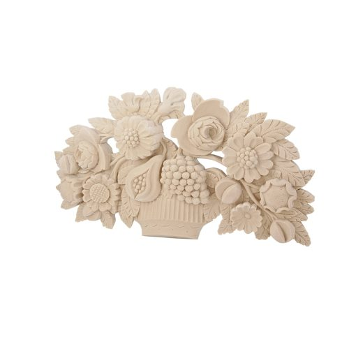 208/D William Morris Coronet DecWOOD Carving | Decora Mouldings