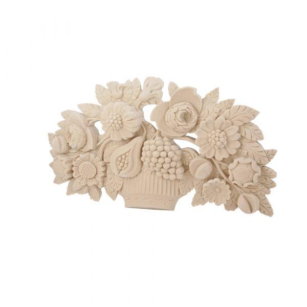 208/D William Morris Coronet DecWOOD Carving   Decora Mouldings