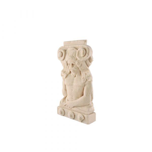 238B/D Ionic Figurine Plaque DecWOOD Carving | Decora Mouldings