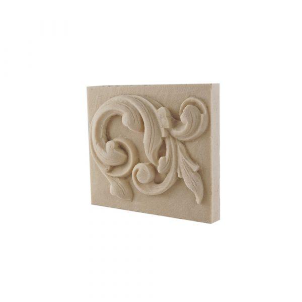 248/D Scroll Panels (Pair) DecWOOD Carving | Decora Mouldings