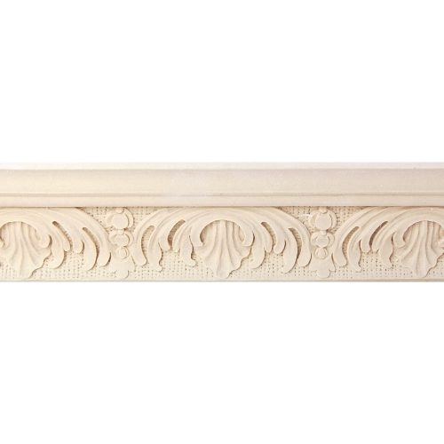 278/D Carved Small Cornice DecWOOD Linear Strip Moulding | Decora Mouldings
