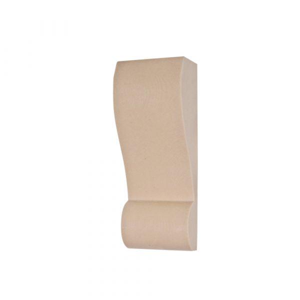 290/D Corbel   DecWOOD Mouldings   Bespoke Plain Shelf Bracket   Decora Mouldings