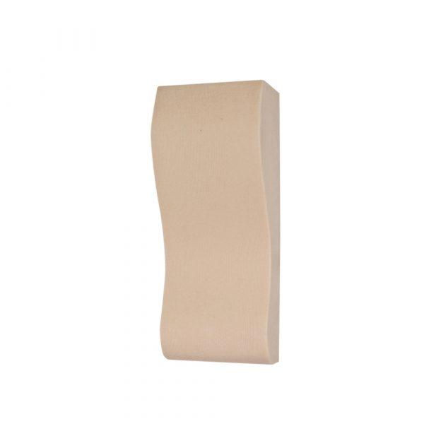 293/D Corbel   DecWOOD Mouldings   Bespoke Plain Shelf Brackets   Decora Mouldings