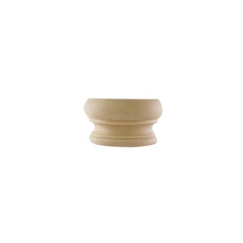 302/D Turned End/Base Column DecWOOD Decora Mouldings