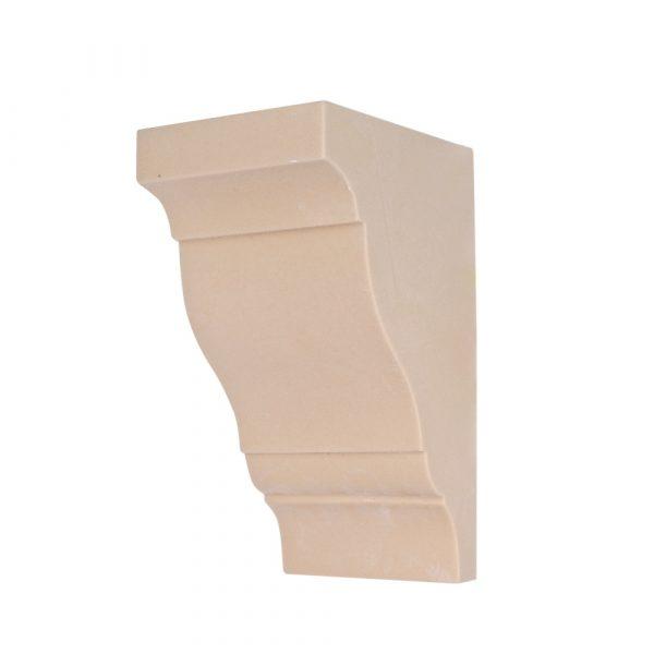 324/D Plain Corbel/Shelf Bracket   DecWOOD Mouldings   Bespoke Plain Corbels   Decora Mouldings