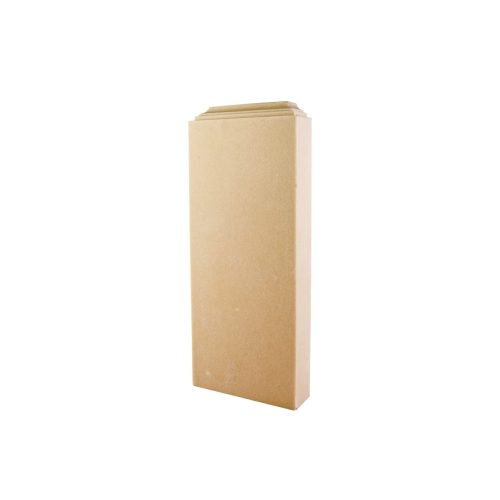 334/D Column Base Block DecWOOD Decora Mouldings