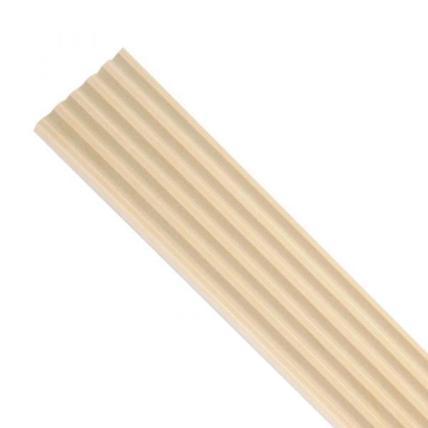 336/D Dresser Fluted Pilaster DecWOOD Column | Decora Mouldings