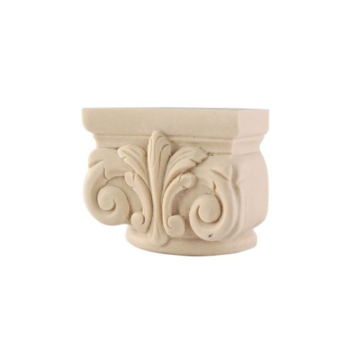 337/D Ionic Scroll Capital DecWOOD | Decora Mouldings