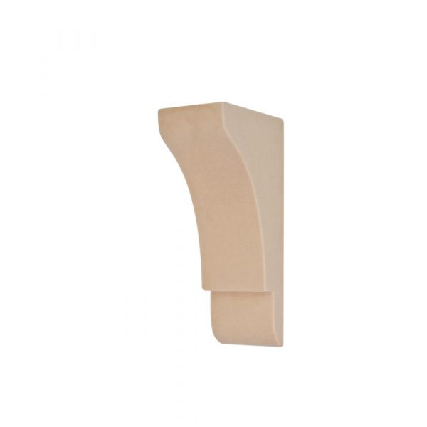 356/D Shaker Style Classical Corbel | DecWOOD Shelf Bracket | Bespoke Plain Corbels | Decora Mouldings
