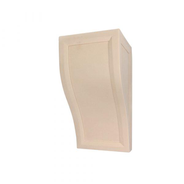 359/D Large Edwardian Shaker Corbel DecWOOD Shelf Bar Bracket | Decora Mouldings