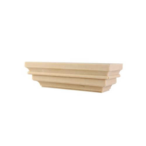 369/D Square Column Top DecWOOD Capital | Decora Mouldings