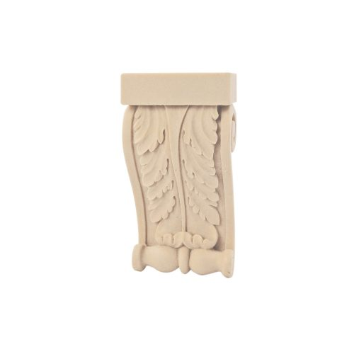399/D Acanthus Leaf Corbel DecWOOD Shelf Bracket | Decora Mouldings