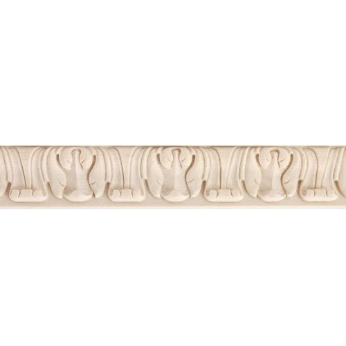 400/D Acanthus Leaf Carved Strip Moulding DecWOOD Decora Mouldings