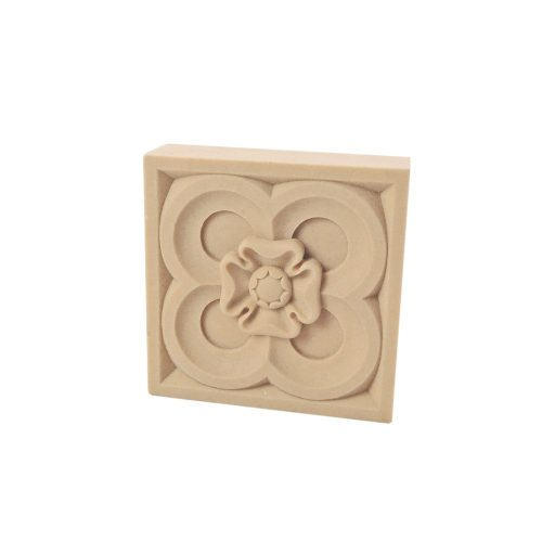 402/D Tudor Rose Block
