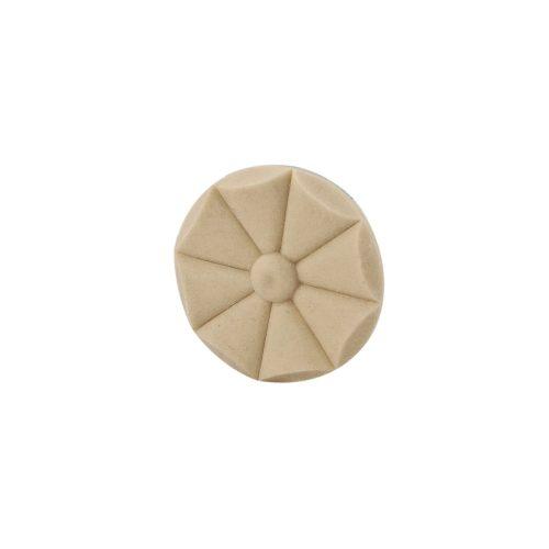 405/D Round Segmented Patrae DecWOOD Decora Mouldings Roundel Rosette