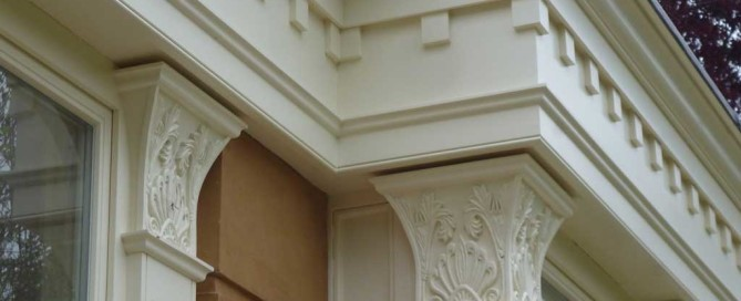 DecWOOD Bespoke Mouldings Hand Carved Capital
