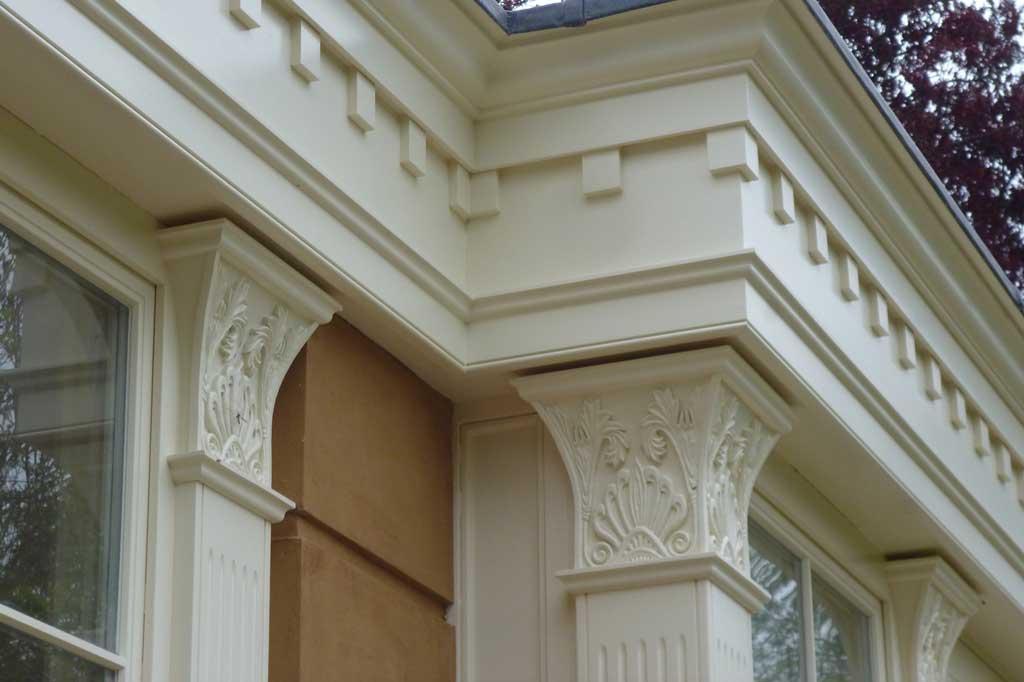 DecWOOD Bespoke Mouldings Hand Carved Capital