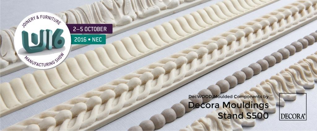 DecWOOD Bespoke Moulded Components W16
