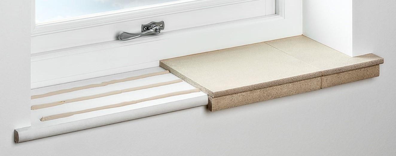 TOPSILL window sill cill board cappit coverboard