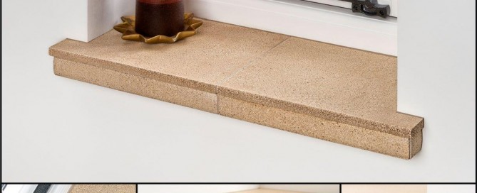 TOPSILL window sill cill board cappit coverboard
