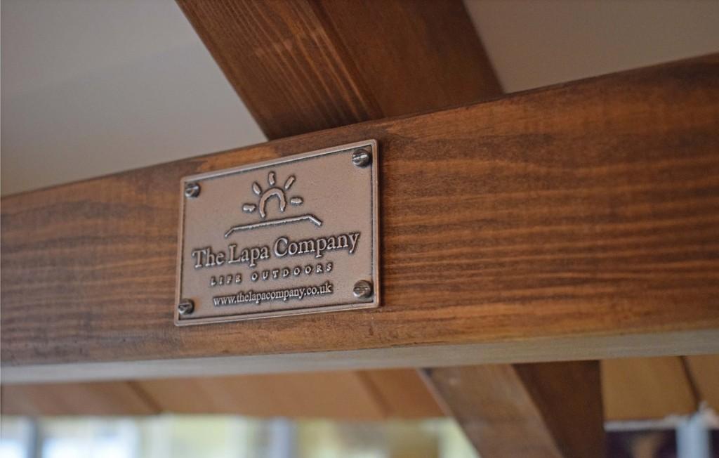 Blue Badger Branding Lapa Company metal branding badges