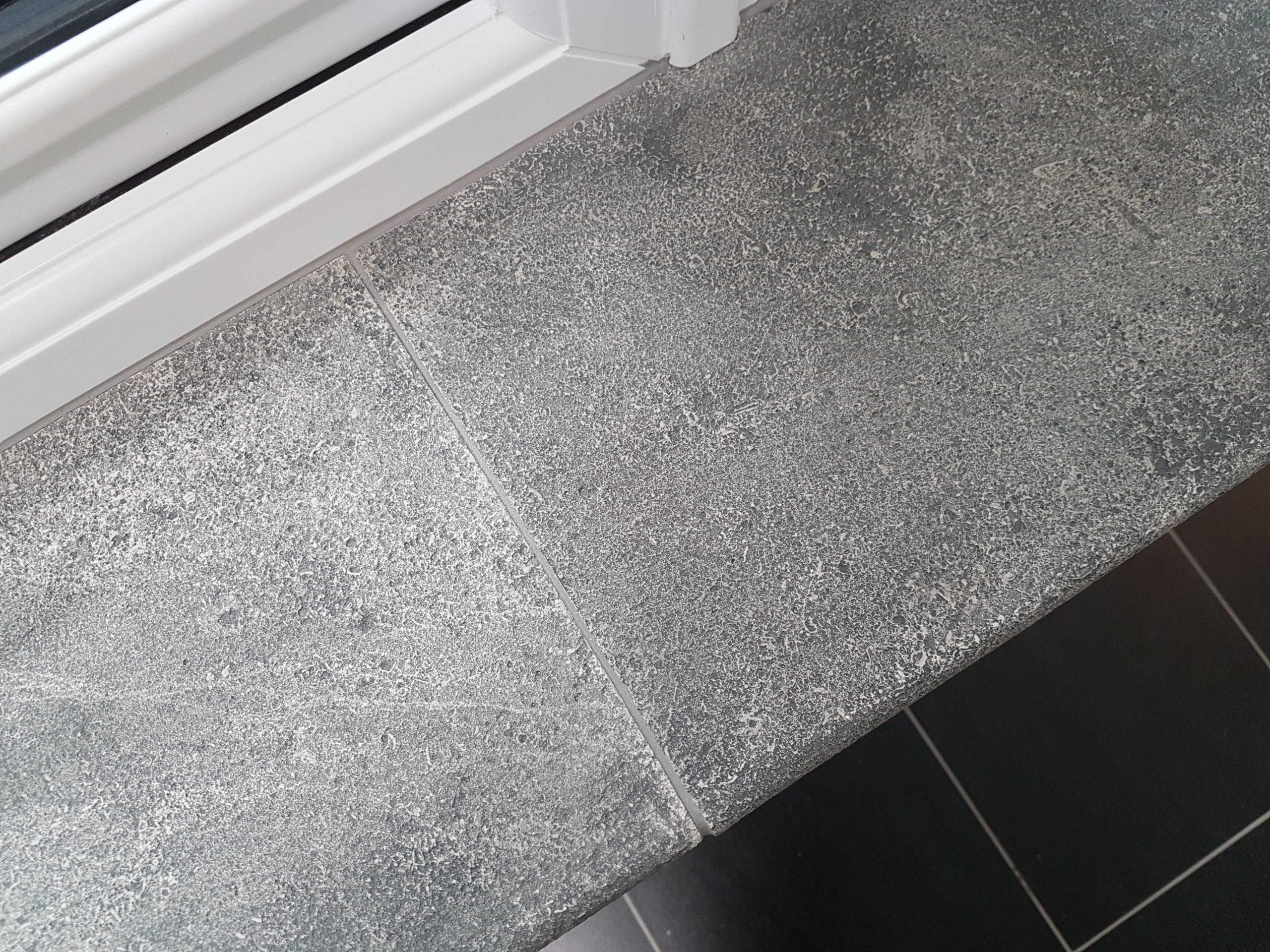 DecSTONE Window Cills & Skirting in Grey - the stone effect window boards