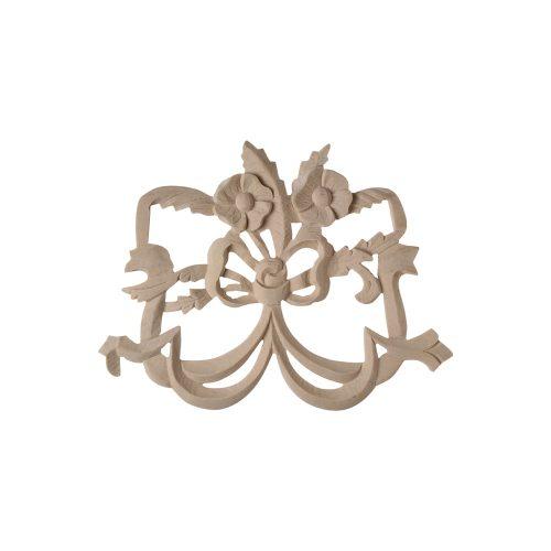 004/D Large Dancing Bow - Decora Mouldings
