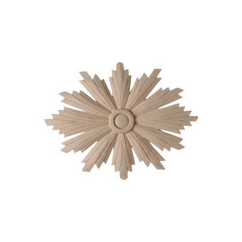 005/D Starburst Applique - Decora Mouldings