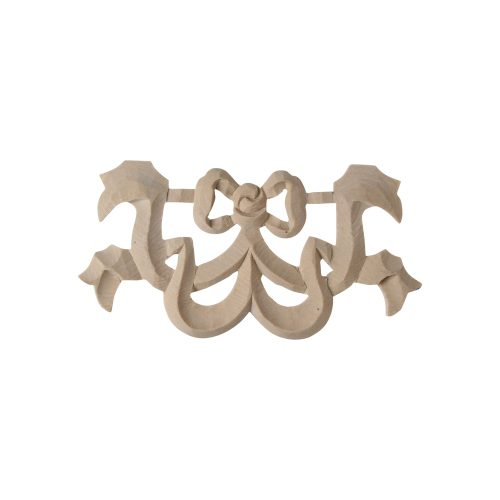 006/D Small Dancing Bow - Decora Mouldings